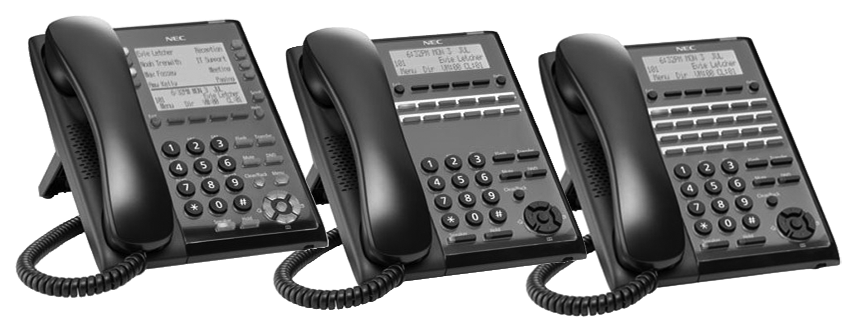 NEC telephone installers