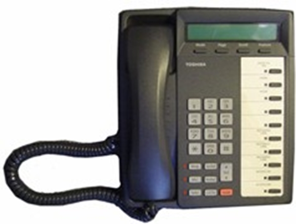 Phone Systems - toshiba-dkt-3010sd-phone