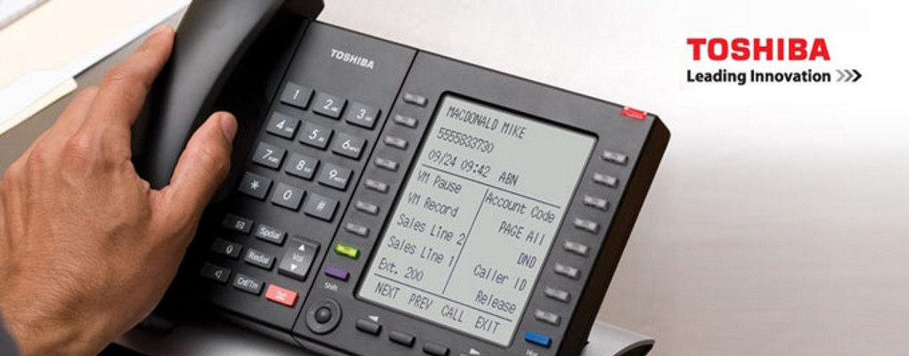 Toshiba phone systems