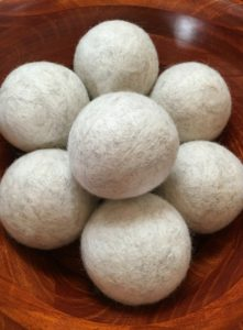 DIY Sheep Crafts | How To Make Felted Wool Dryer Balls | Shepherd Like A Girl