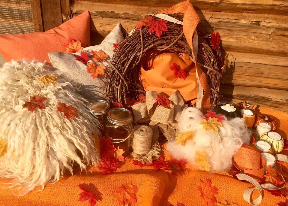 5-Day FALL Craft Challenge | Shepherd Like A Girl | DIY Sheep Crafts