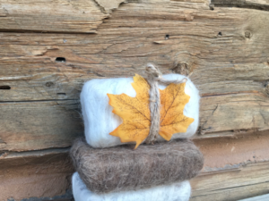 5-Day FALL Craft Challenge | Felted Sheep Milk Soap | DIY Sheep Crafts