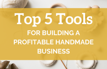 Top tools for building handmade business shepherd like a girl amika ryan