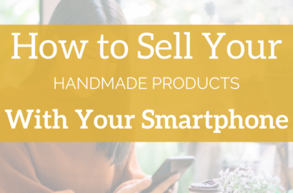 How to Sell Your Handmade Products by Just Using Video on Your Smartphone | Shepherd Like A Girl Amika Ryan