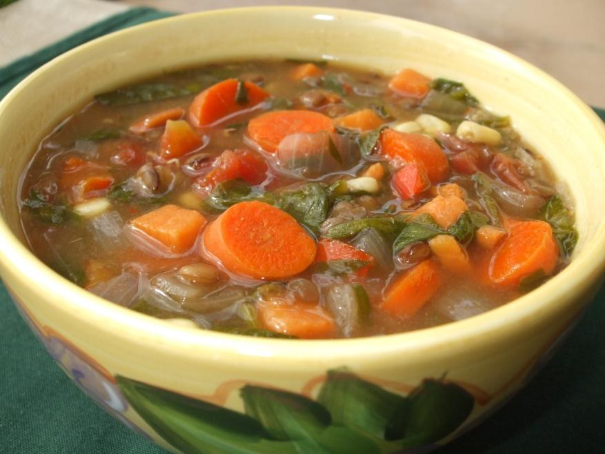 Lucious Lentil Soup