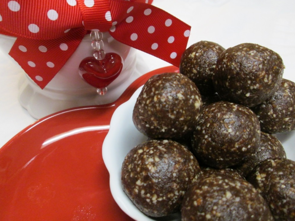 Fudge Truffles