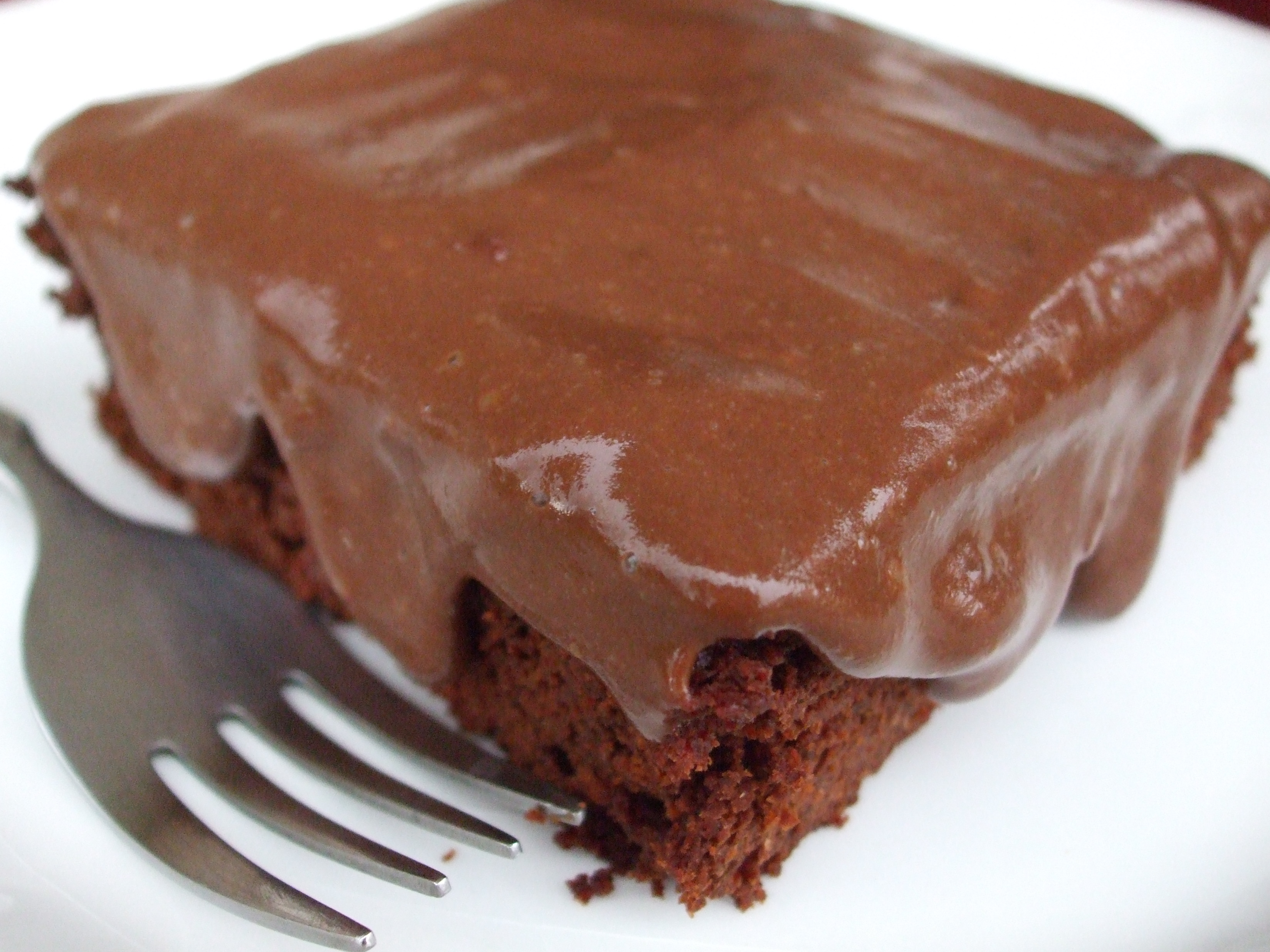 Can't Beet it Chocolate Cake