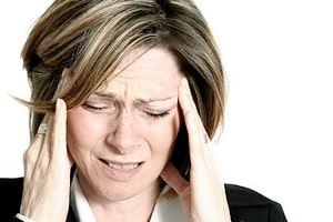 Headache relief and massage