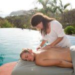 Massage at Condos Veneto Samara Costa Rica