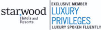 Starwood Luxury Privileges