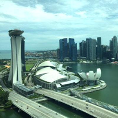 Singapore slingin best of both worlds