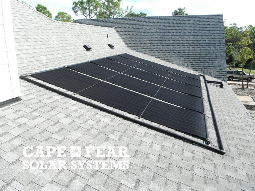 Cape Fear Solar Systems | Solar Pool Heating | St. James, NC