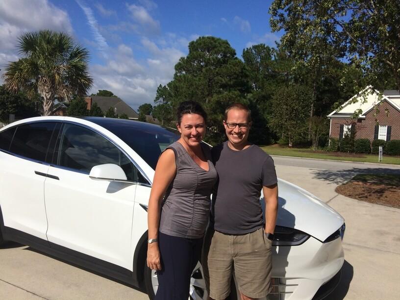 Harold and Jennifer Jarvis | Tesla Charging Station Owners