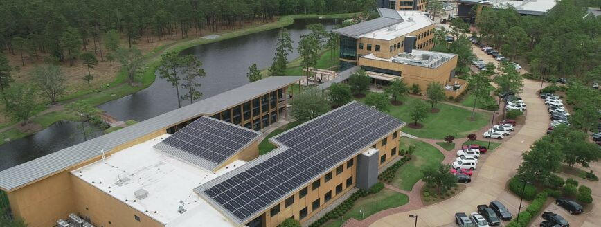 Commercial SunPower Solar Panel Installation | Cape Fear Solar Systems