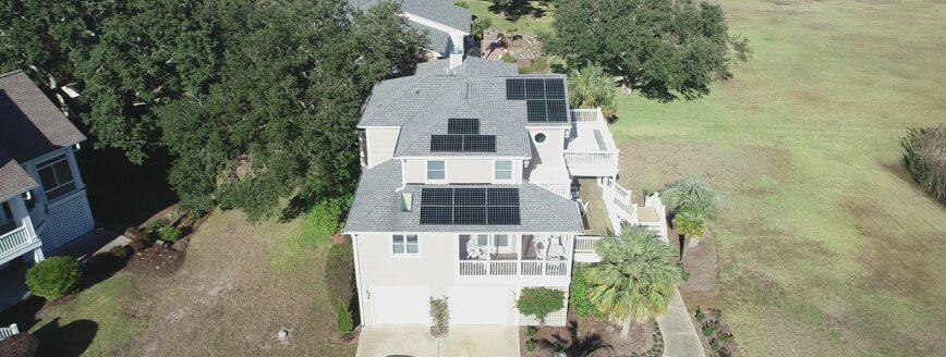 Wilmington, NC SunPower Installation | Cape Fear Solar Systems