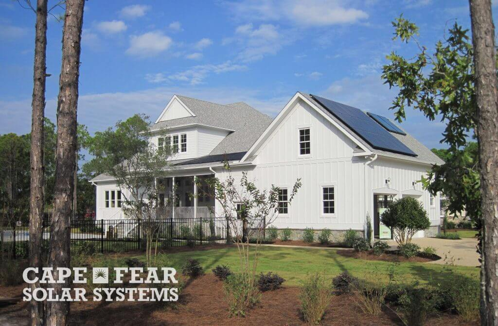 Cape Fear Solar Systems | Solar Electric Panels | St. James, NC
