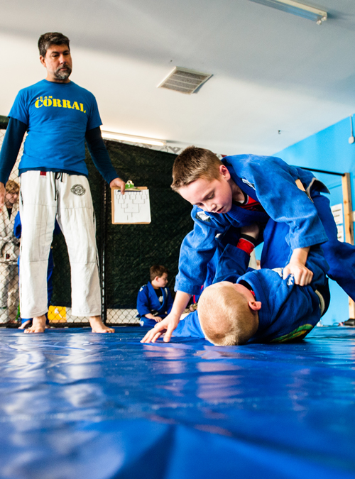 Northwest Indiana Brazilian Jiu-jitsu and Taekwondo