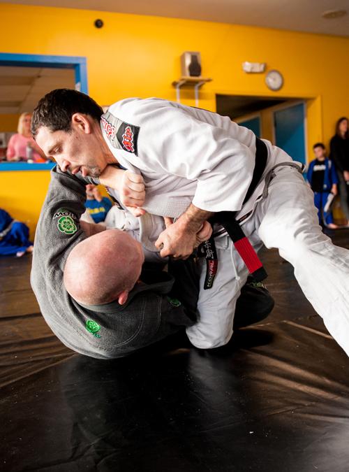 Northwest Indiana Brazilian Jiu-jitsu and Taekwondo