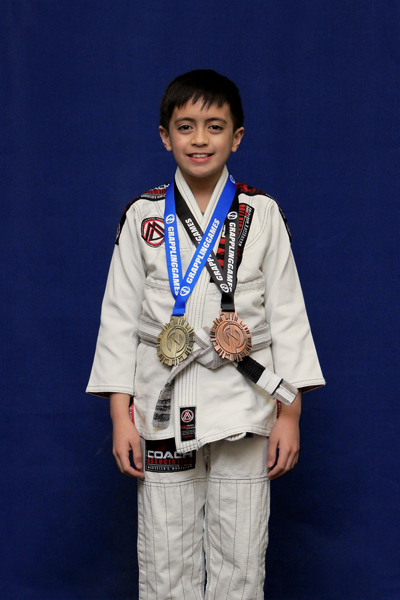 CMA Competition Medalists | Corral's Martial Arts