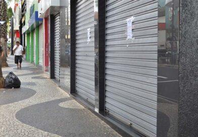 Dos mil 100 pequeños comercios tuvieron que cerrar por la pandemia