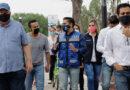 Realiza Roberto Sosa informe en calle y supervisión de obras