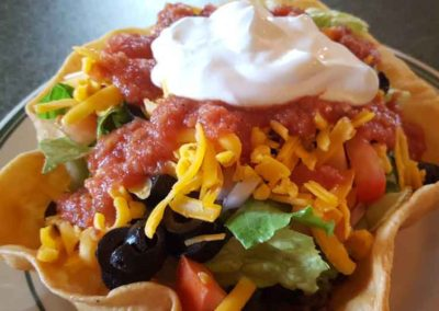 Taco_Salad_Vinces_Monroe_WI