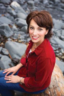 Leslie Leyland Fields author photo