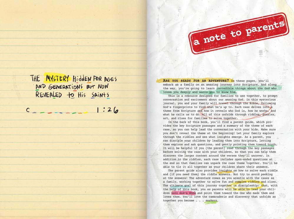 Seekers Interactive Family Disciplship – BETA Version