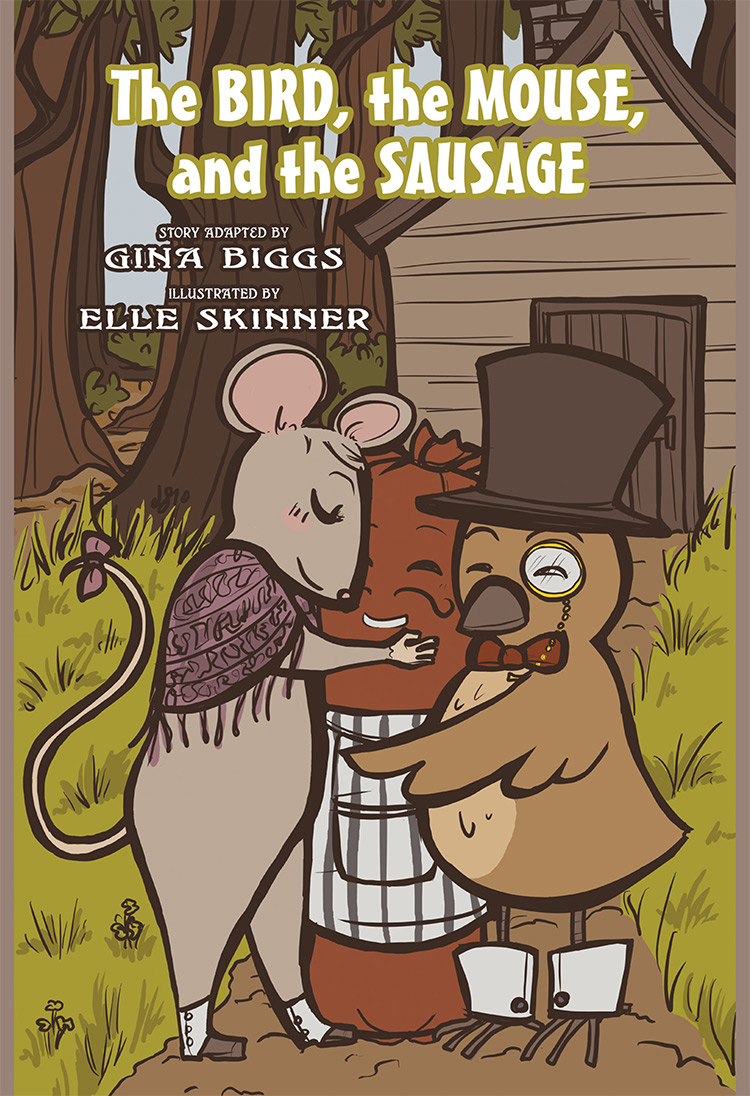 The Bird, the Mouse, & the Sausage pg01