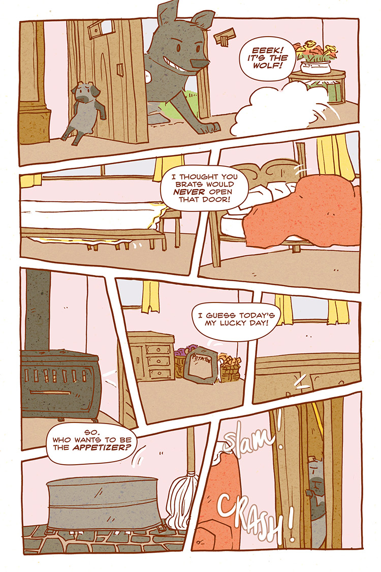 The Wolf and the Seven Kids pg07