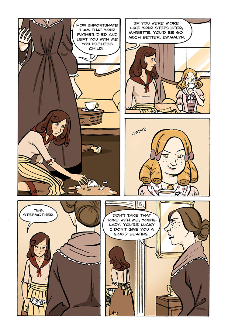 Mother Holle pg02