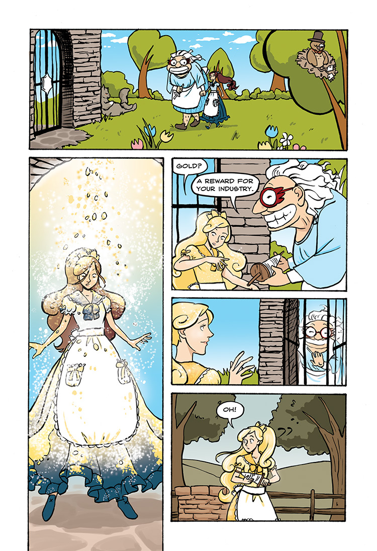 Mother Holle pg16