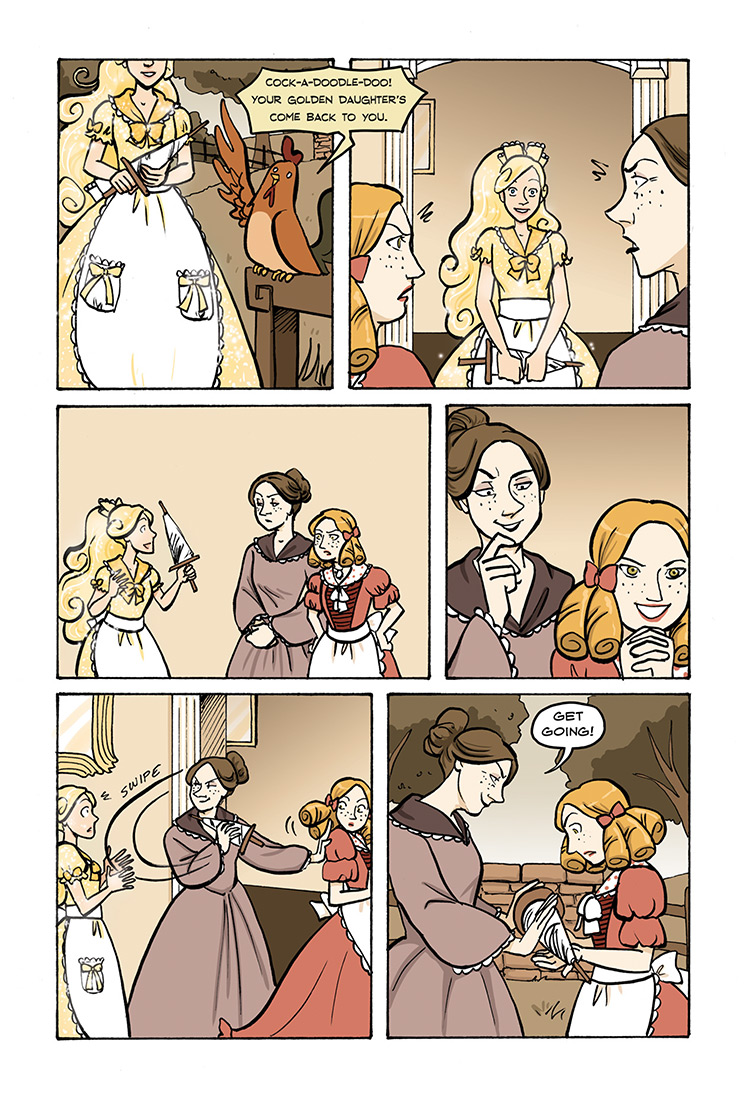 Mother Holle pg17