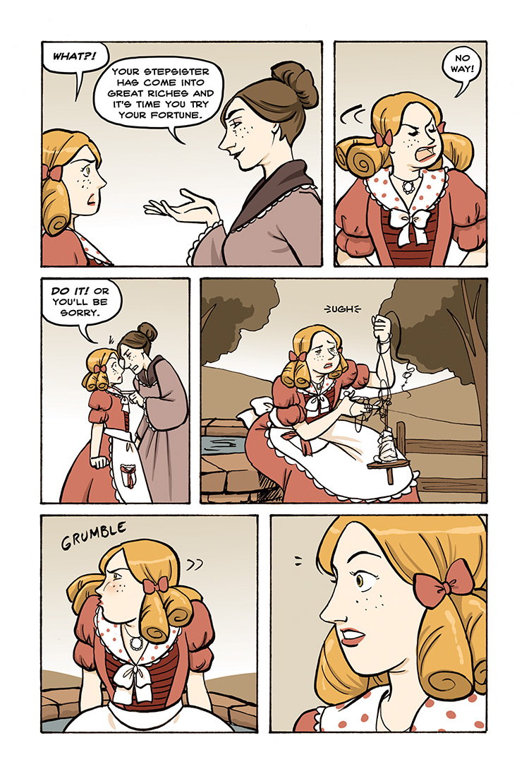 Mother Holle pg18
