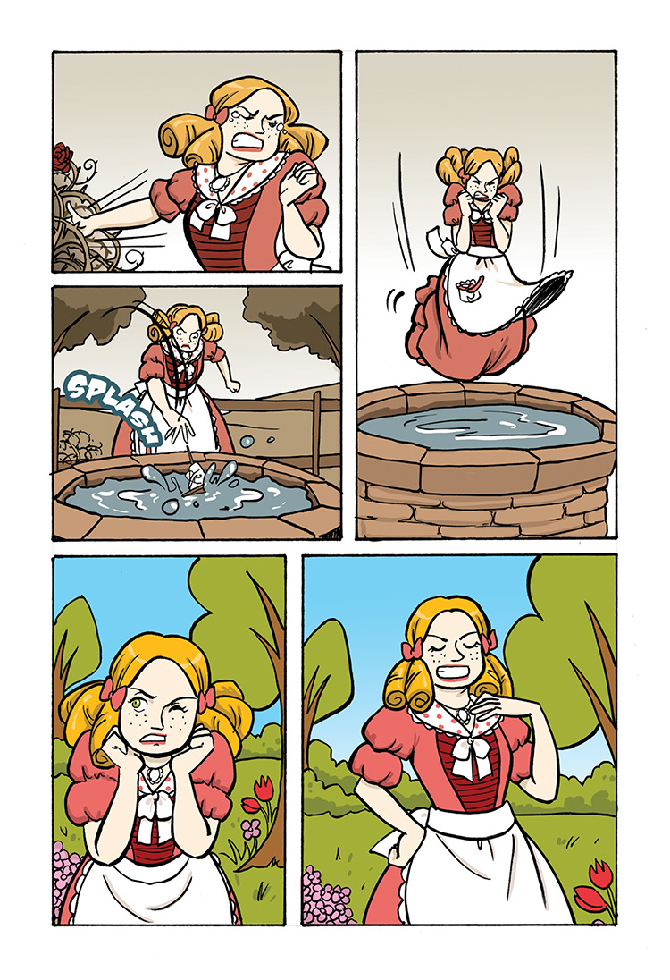 Mother Holle pg19