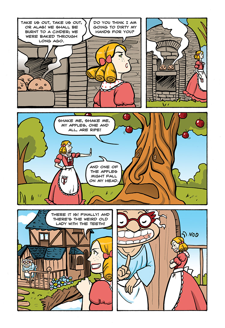 Mother Holle pg20