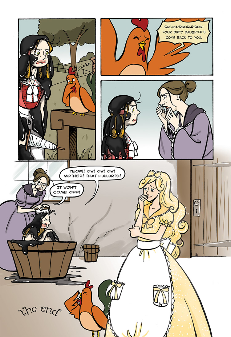 Mother Holle pg23