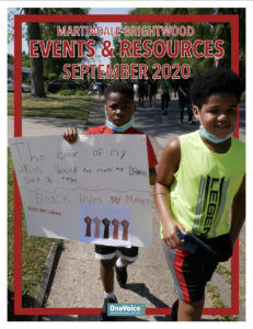 The September 2020 Resource Guide for Martindale-Brightwood