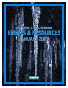The January 2021 Resource Guide for the Martindale-Brightwood neighborhood