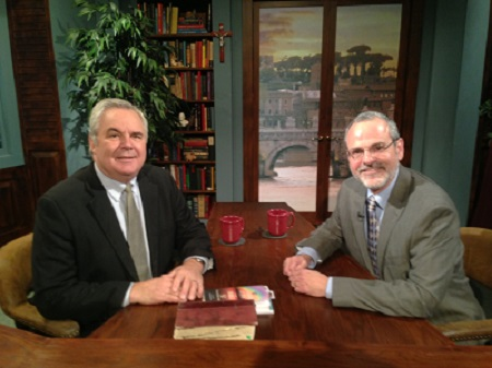 Catholic Speaker Gary Zimak tells his conversion story on EWTN TV's The Journey Home with Marcus Grodi