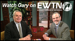 Catholic speaker Gary Zimak has appeared on several EWTN television shows