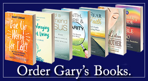 Catholic speaker and author Gary Zimak has written several books about the Catholic Faith