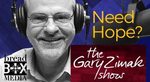 Catholic speaker Gary Zimak hosts a weekly podcast on Breadbox Media