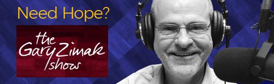 Catholic speaker and author Gary Zimak is featured on many radio stations around the world