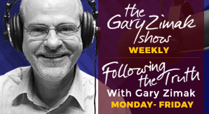 Catholic speaker Gary Zimak hosts a weekly podcast on Breadbox Media