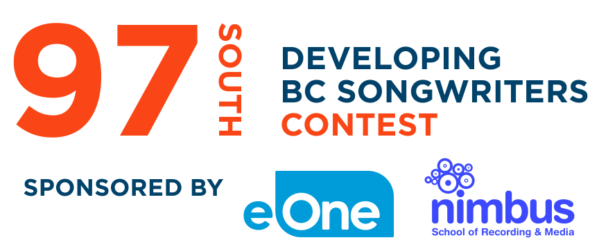 97 South Developing BC Songwriters Contest