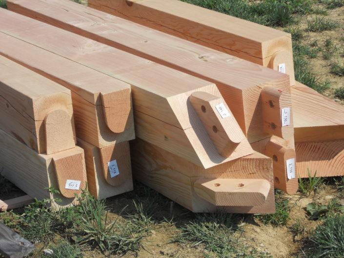 Timberframe Construction