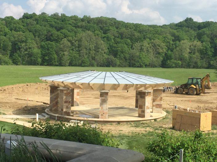 Timberframe Pavilion United States