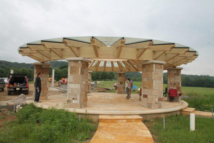 Pavilion Construction Indiana