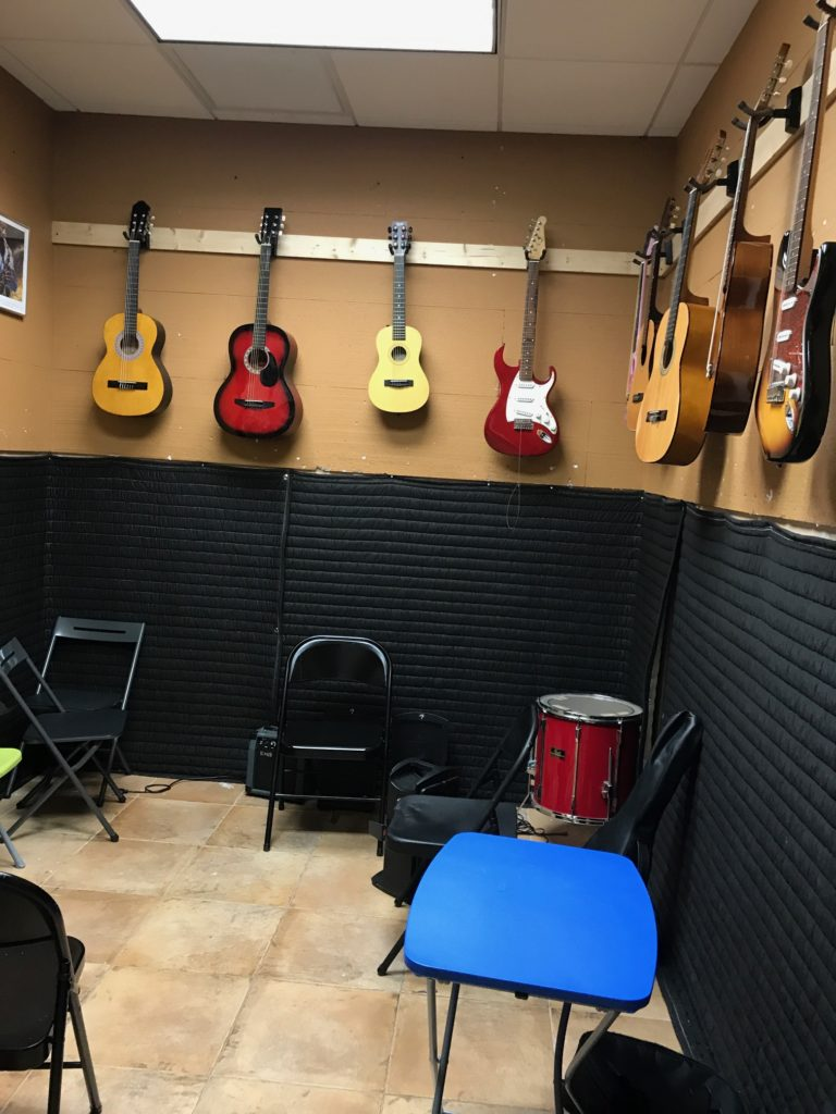 Inna's Hall of Fame Guitar Lessons in Cooper City